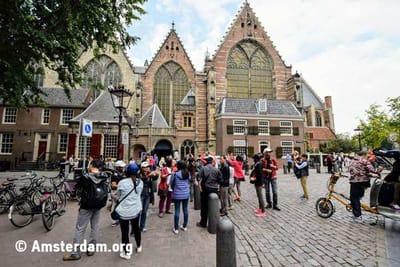 Oudezijds Voorburgwal Oude Kerk