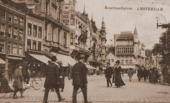 History Amsterdam
