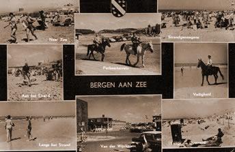 Historie Bergen aan Zee