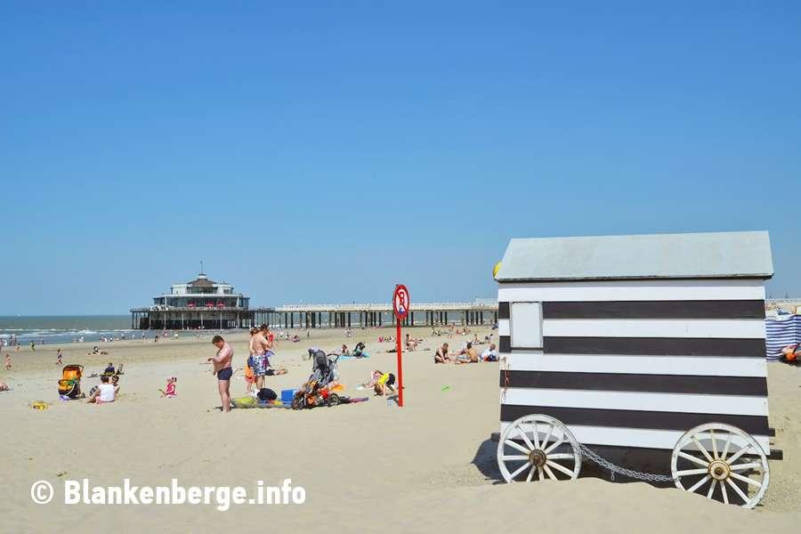 Beach Blankenberge
