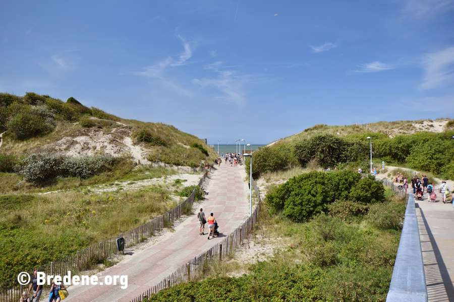Hiking in Bredene