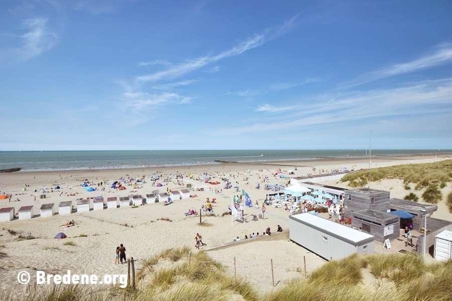 Beach Bredene