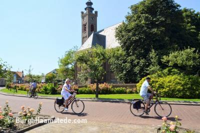 Radfahren in Burgh Haamstede