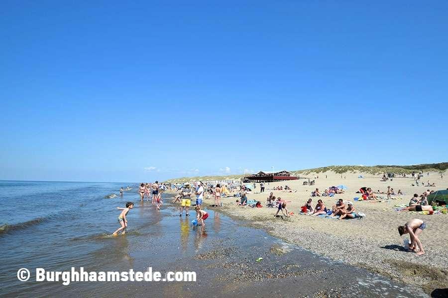 Strand Burgh Haamstede