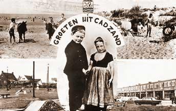 Geschichte Cadzand