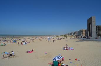 Beach De Panne