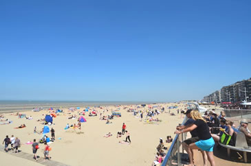 Beach Koksijde