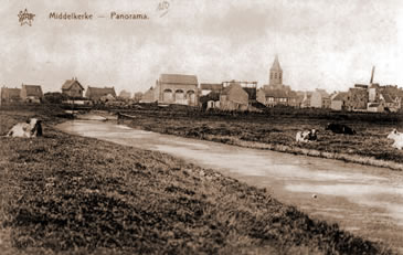 History Middelkerke