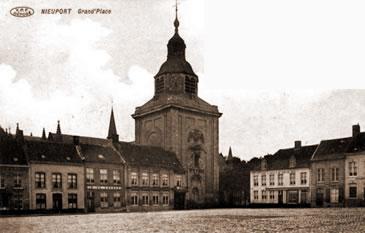 Historie Nieuwpoort