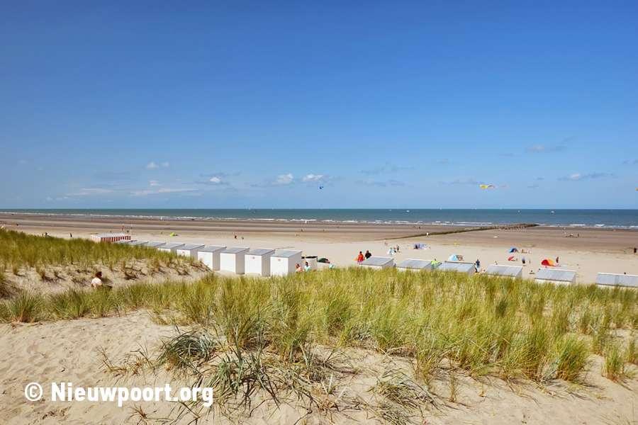 Beach Nieuwpoort