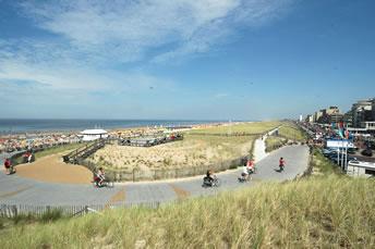 Fietsen in Noordwijk