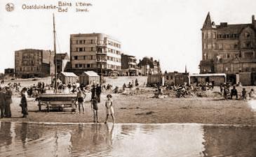 Histoire Oostduinkerke