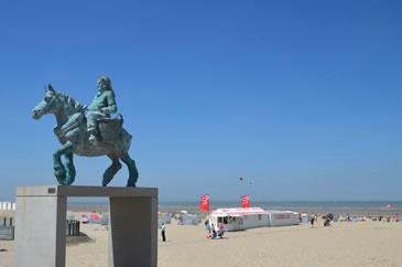 Strand Oostduinkerke