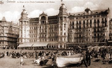 Historie Oostende