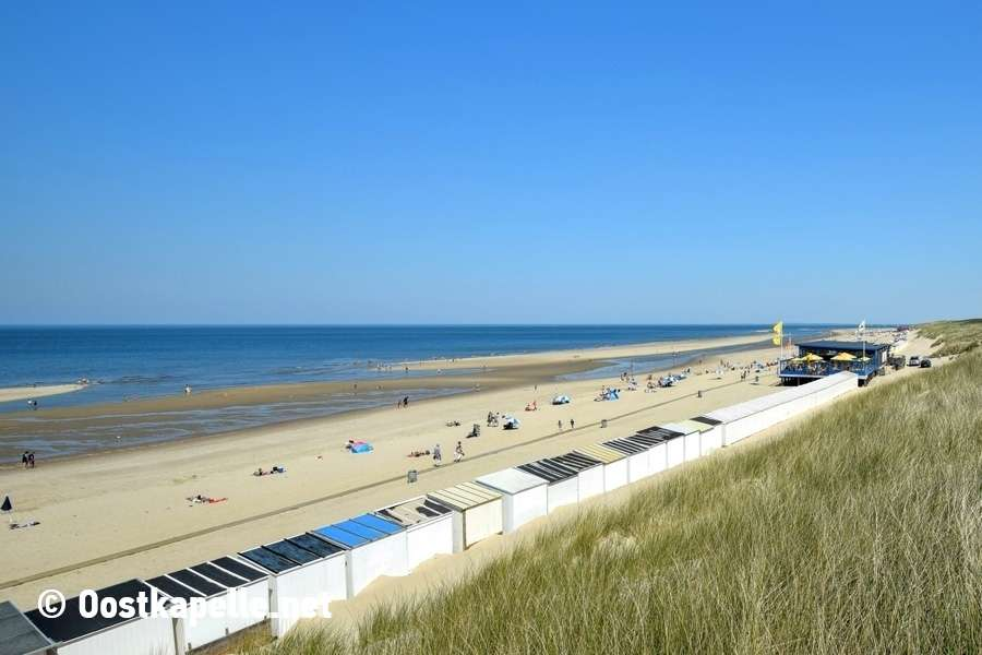 Beach Oostkapelle
