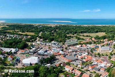 Renesse Luchtfoto
