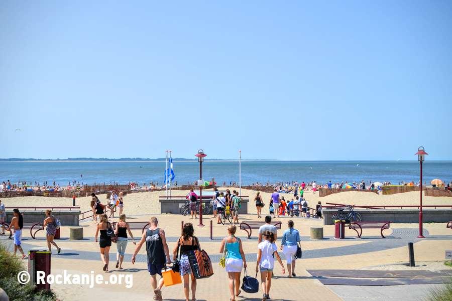 Beach Rockanje