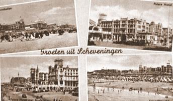 Geschichte Scheveningen