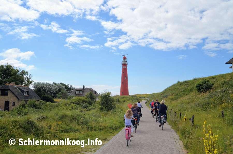 Radfahren auf Schiermonnikoog