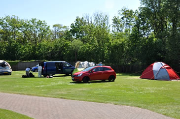 Camping Terschelling
