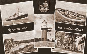 History Vlieland