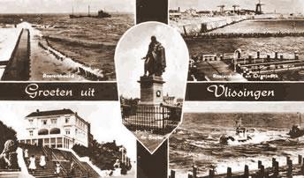 Geschichte Vlissingen
