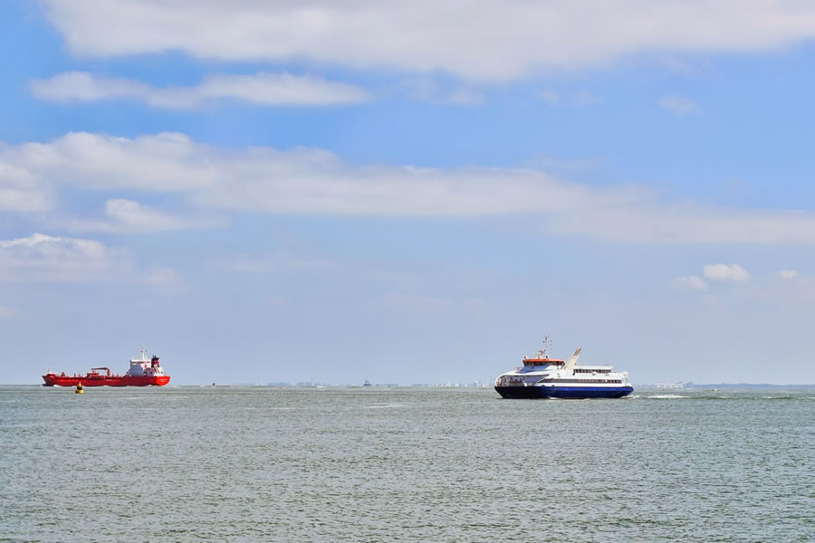 Fastferry Vlissingen <em>Breskens</em>