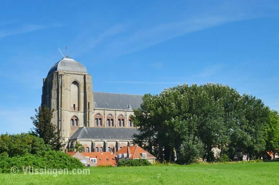 Big church Veere
