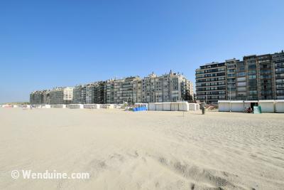 Beach Wenduine