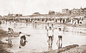 Historie Zandvoort