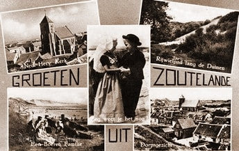 Historie Zoutelande