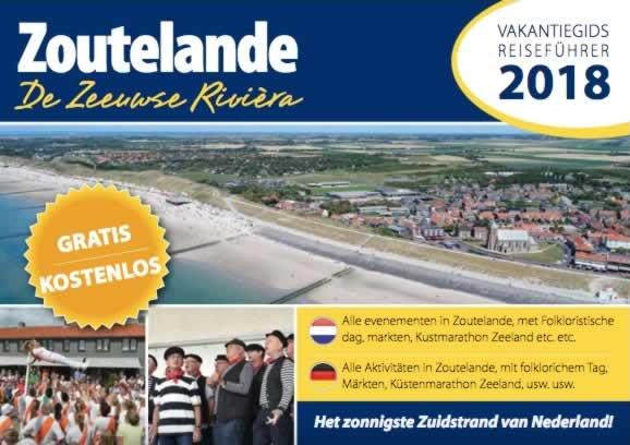 Zoutelande Event Flyer 2018