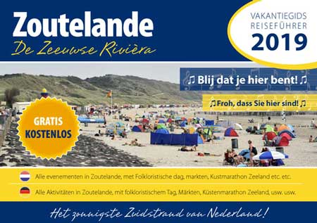 Zoutelande Event Flyer 2019