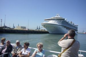 Tour du port Zeebrugge
