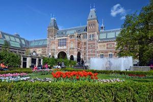 Gardens of the Rijksmuseum