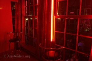 Red Light Secrets, Museum der Prostitution