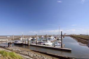 Jachthafen Het Leyegat Ameland