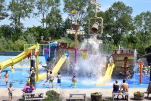 Water playground de Meerpaal