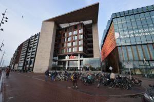 Bibliothek Amsterdam
