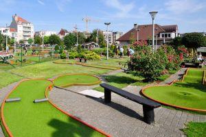 Minigolf Leopoldpark