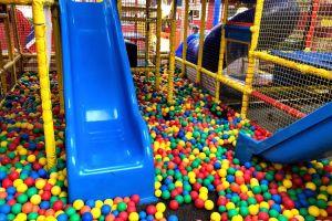 Indoor speeltuin Kidszoo