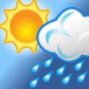 Moderate rain @ Cadzand